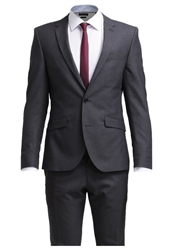 Selected Homme One Shtax Cash Suit Grey