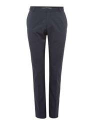 Selected Men's Homme Logan Tuxedo Trousers Midnight Blue