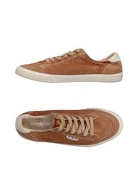 Pantofola D'oro Footwear Low Tops And Sneakers Camel