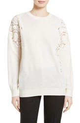 Ted Baker Women's London Tae Lace Pullover