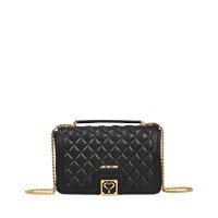 Love Moschino Quilted Flap Bag