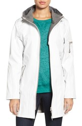 Ilse Jacobsen Women's 'Rain 7B' Hooded Water Resistant Coat