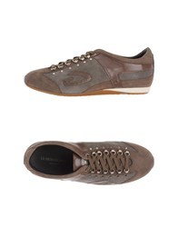 Alberto Guardiani Guardiani Sport Footwear Low Tops And Trainers Women Cocoa