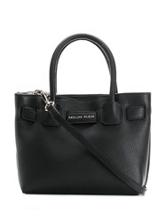 Philipp Plein Logo Tote Bag Black