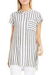 Vince Camuto Women's Two By Stripe Tunic