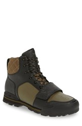 Creative Recreation Men's Scotto Sneaker Black Military