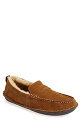 Tempur Pedic 'Isoheight' Slipper Men Chestnut
