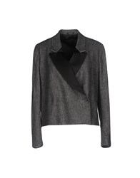 Paul Smith Black Label Blazers Steel Grey