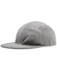 Saturdays Surf Nyc Russel Wool Cap Grey