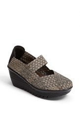 Women's Bernie Mev. 'Lulia' Wedge Bronze