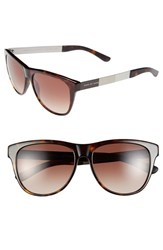 Men's Marc By Marc Jacobs 55Mm Retro Sunglasses Dark Havana