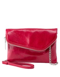 Hobo Daria Convertible Envelope Bag Garnet