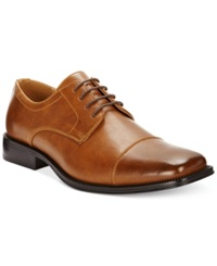 Alfani Adam Oxfords Men's Shoes Tan