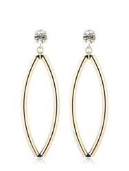 Anton Heunis Opulent Minimalism Earrings