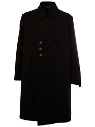 Aganovich Mid Length Coat Black