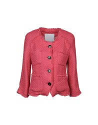 Reve Suits And Jackets Blazers Women Fuchsia