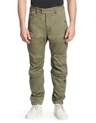 G Star Rackam Slim Fit Cargo Pants Dark Shamrock