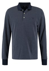 Gant Polo Shirt Marine Dark Blue