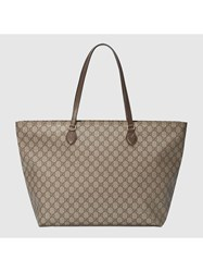 Gucci Gg Medium Tote Bag Neutrals
