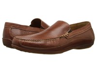 Trask Declan Saddle Tan American Bison Men's Sandals Brown