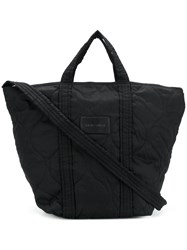 See By Chloe Quilted Tote Black