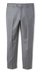 Brooklyn Tailors Super 120 Pants Mid Grey