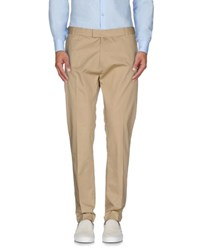 Emporio Armani Trousers Casual Trousers Men Beige
