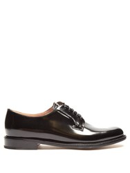 Church's Shannon Lace Up Leather Derby Shoes Black