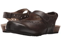 Aetrex Cheryl Mary Jane Iron Women's Maryjane Shoes Brown