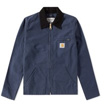 Carhartt Detroit Jacket Blue