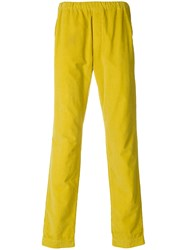 Tomas Maier Sporty Pant Yellow And Orange