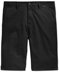 Hurley Men's Brisbane Classic Shorts Black