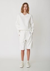 Y 3 New Classic Sweat Shorts Core White
