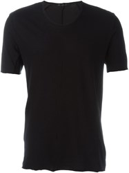 The Viridi Anne The Viridi Anne Round Neck T Shirt Black