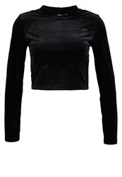 Dr. Denim Dr.Denim Alba Long Sleeved Top Black