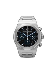 Girard Perregaux Laureato Chronograph 42Mm Black