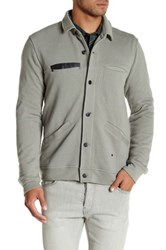 Tavik Sutter Fleece Jacket Gray