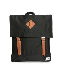 Herschel Black Satchel Backpack