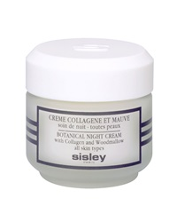 Sisley Paris Night Complex With Collagen And Woodmallow