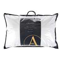 A By Amara Anti Allergy Hollowfibre Pillow Medium
