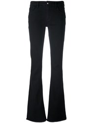 The Seafarer Flared Jeans Black