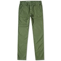Save Khaki Light Twill Chino Brown