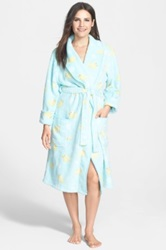 Pj Salvage 'Polar Plush' Robe Blue
