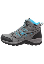Kangaroos Outdoor Walking Boots Grey Scubablue Light Grey