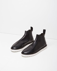 Marsell Sancrispa Alta Chelsea Boot Nero
