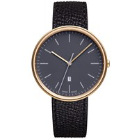 Uniform Wares M38 Wristwatch Gold