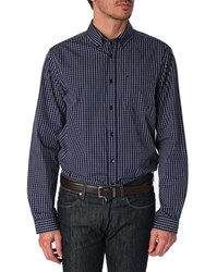 New Man Tailored Nautical Lence Shirt