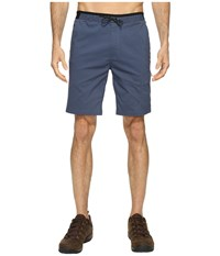 Mountain Hardwear Ap Scrambler Shorts Zinc Men's Shorts Blue
