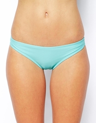 Wildfox Couture Wildfox Morning Sunrise Bikini Bottom Seafoam