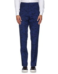 Hentsch Man Trousers Casual Trousers Men Dark Blue
